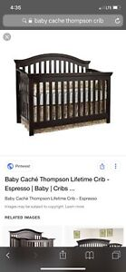 Looking for baby cache THOMPSON crib