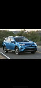 2016 Rav4 Hybrid XLE LOW Km's with extended warranty