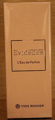 Evidence LÉau de Parfum  Yves Rocher    NEU