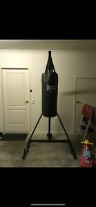 Everlast suspended Boxing bag