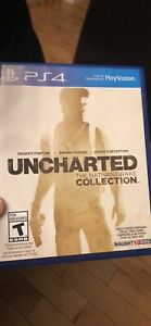 Jeu vidéo PS4: uncharted, the Nathan drake collection