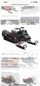 Wanted 2020 Backcountry XRS 146