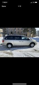 Extremely mint 05 Grand caravan stow'n go