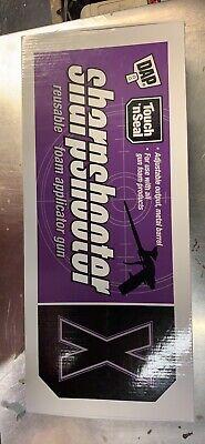 Touch N Seal Sharp Shooter X Adjustable Foam Dispenser Gun - 4004510608