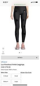 Ultracor knockout leggings xs lululemon