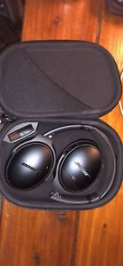 Bose qc25 wireless noise cancelling headphones