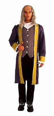 BEN FRANKLIN american mens adult halloween costume