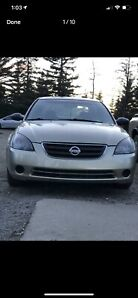 2003 nissan altima fully loaded