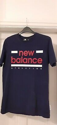Mens new balance t shirt