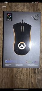 Special edition razer overwatch mouse