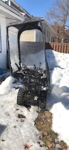 Brute snow blower Estate Sale