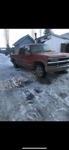 1994 Chevy 1500 2wd