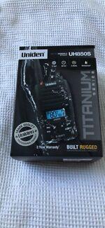 UNIDEN UH850S HANDHELD RADIO