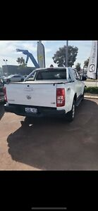2016 Holden Colorado LS-X 4x4 turbo diesel low kms