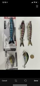 Special Hard Bodied Lures*5