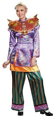 Alice Asiatisch Look Erwachsene Damen Kostüm durch das - Asiatische Kostüme