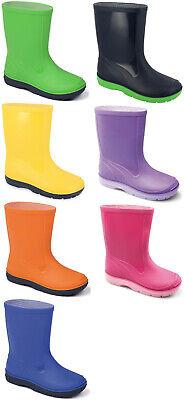 BECK Gummistiefel Regenstiefel in trendigen Farben für Jungen & Mädchen .21 - 39 ()