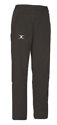Clearance New Ex- Display Gilbert Rugby Synergie Trousers Black 9- 10 Years