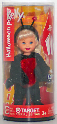 KELLY Li'l Sister of Barbie NEW Halloween Party NRFB SPIDER Costume Mattel 2003](Origin Of Halloween Costumes)
