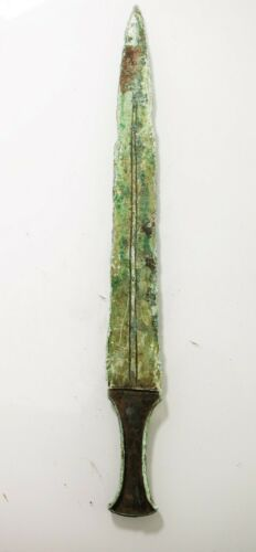 ZURQIEH - AS18704- ANCIENT LURISTAN BRONZE SWORD. STUNNING. 1200 - 900 B.C