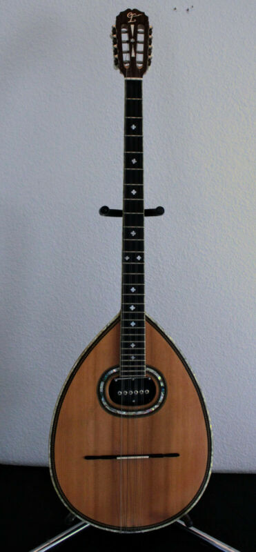 Rare handcrafted 8 string GREEK BOUZOUKI - MINT Condition!