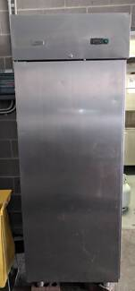 Zanussi- Stainless Steel Freezer Solid Door Parkdale Kingston Area Preview