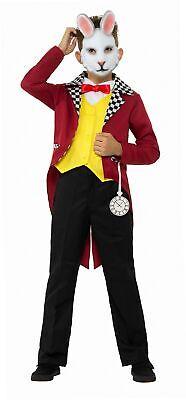 ß Kaninchen Kostüm, mit Jacke, Mehrfarbig, S–UK Alter... (Männliche Kaninchen Kostüm)