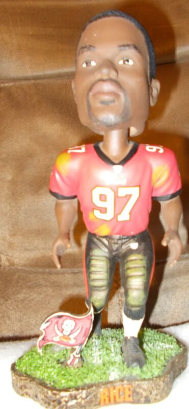 Simeon Rice Tampa Bay Buccaneers Bobble Head 2003  Forever Collectibles