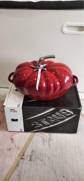 NEW Staub Cocotte Tomato Red 25cm//2.9L