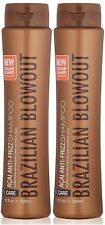 Brazilian Blowout Acai Anti Frizz Shampoo, 12 Ounce (Pack Of Two)