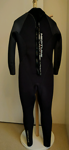 Barely used NAPTUNE male winter wetsuit EXCELLENT condition North Sydney North Sydney Area Preview