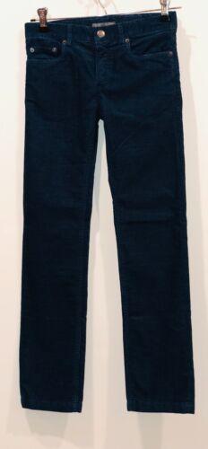 Boys Bonpoint Blue Corduroy Cotton Pants - 10 years