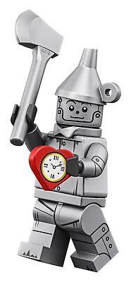 The LEGO Movie 2 Minifigures Wizard of Oz Series Tin Man Tinman 71023 minifigure