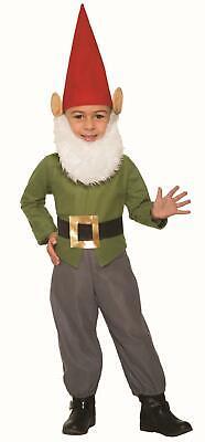 Garden Gnome Child Toddler 2-4T Halloween Costume - Garden Gnome Halloween Costume Baby