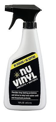 New Nu Vinyl Protectant Free Shipping Nu Vinyl Protectant