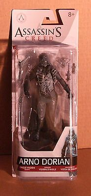 McFarlane ASSASSIN'S CREED SERIES 4 - Arno Dorian EAGLE VISION Action Figure