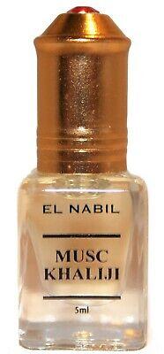 1x Misk - Musc Khaliji El Nabil 5 ml Parfümöl - Musk - Parfum comprar usado  Enviando para Brazil