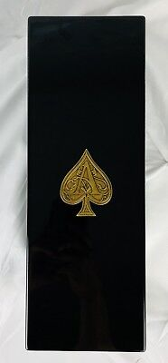 Armand de Brignac Ace of Spades Champagne BOX Only Black Gold Limited Edition