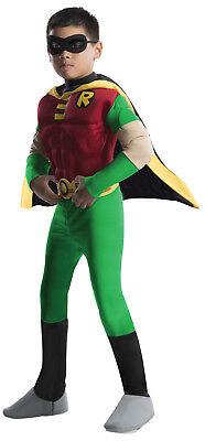 Teen Titans Go! - Robin Deluxe Child Costume - Robin Deluxe Costume