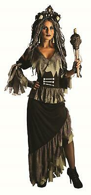 Goth Princess Costume (Wicked Witchy Doctor Gothic Voodoo Princess)