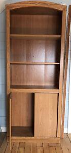 book shelf x2
