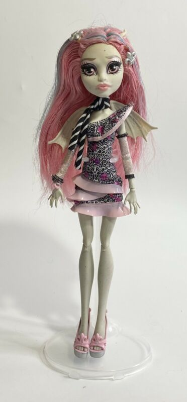Monster High Rochelle Goyle Doll Ghouls Night Out Figure