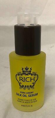 RICH Hair Care REJUVENATING ARGAN OIL ELIXIR 2.0 fl.oz. - Hair Care Elixirs