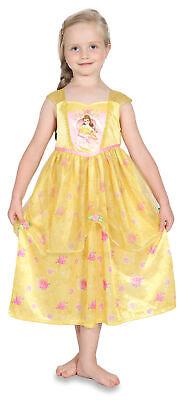 Disney Princess Belle Girls Fantasy Gown Nightgown