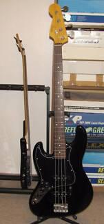 Fender Jazz Bass, MIJ Left Hand
