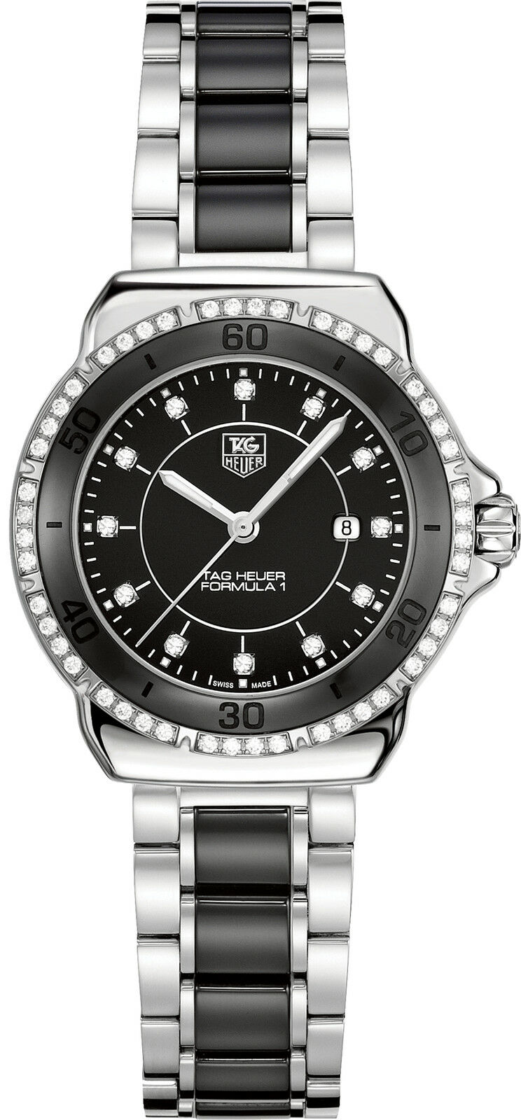 5b2df189ba7 Heuer TAG Formula 1 WAH1312.BA0867 Wrist Watch for Women for sale ...