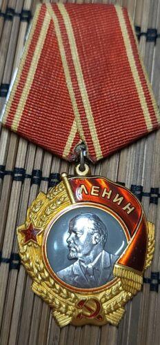 USSR SOVIET TOP AWARD ORDER OF LENIN 427943