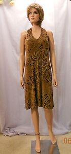 Meoow-Sexy-Chic-Jessica-Howard-Petite-Animal-Leopard-Print-Summer-Dress-10-11P