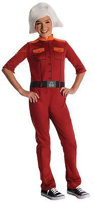 Monster Vs Alien Susan Child Costume 50's Style Halloween Fancy Dress Rubies - Girl Vs Monster Costume