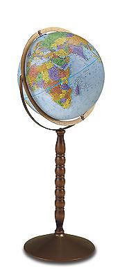 Replogle Treasury 12 Inch Floor World Globe